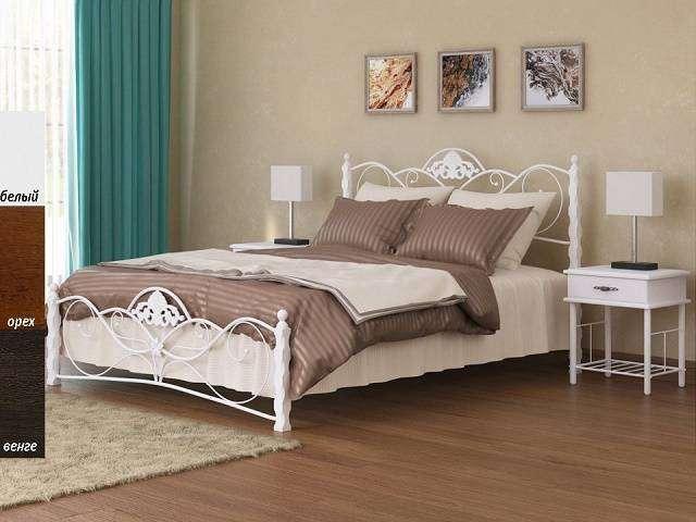 Кровать Garda 2R (Гарда 2Р) с основанием (Орматек)