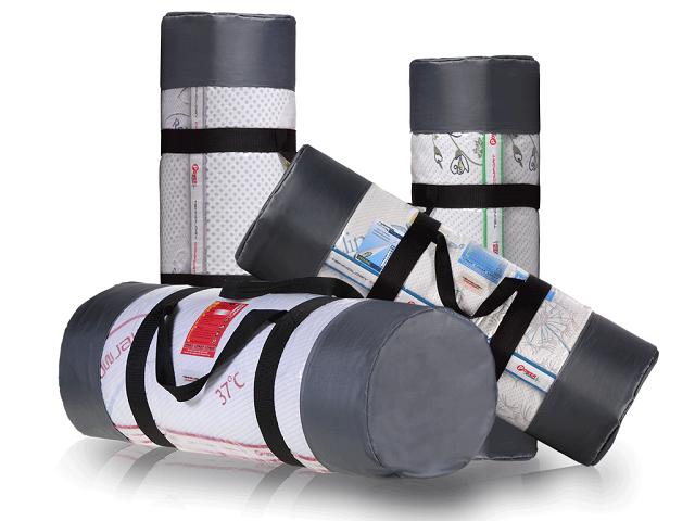 Наматрасники для матрасов в вакуумной упаковке %