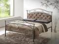 Кровати из металла и дерева