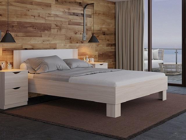 Кровать Just 1 (Джаст 1) ЛДСП без основания (Орматек)