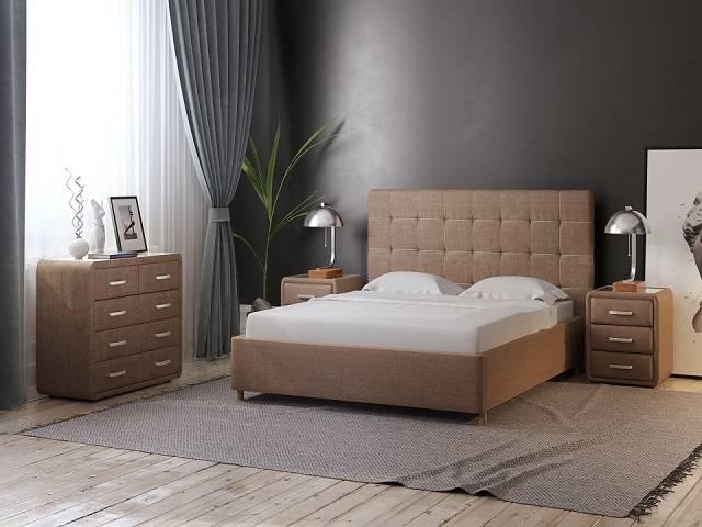 Кровать Leon без основания (Райтон)
