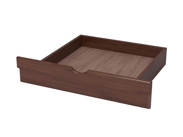Выкатной ящик правый и левый (для кроватей Nika, Milena) массив сосна (Райтон)