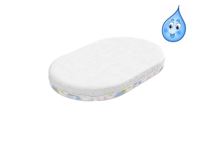Наматрасник детский влагостойкий Oval Kids Plush (Орматек)