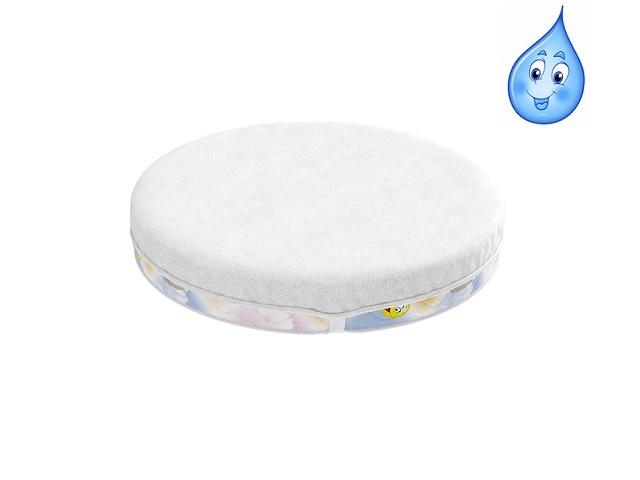 Наматрасник детский влагостойкий Round Kids Plush (Орматек)