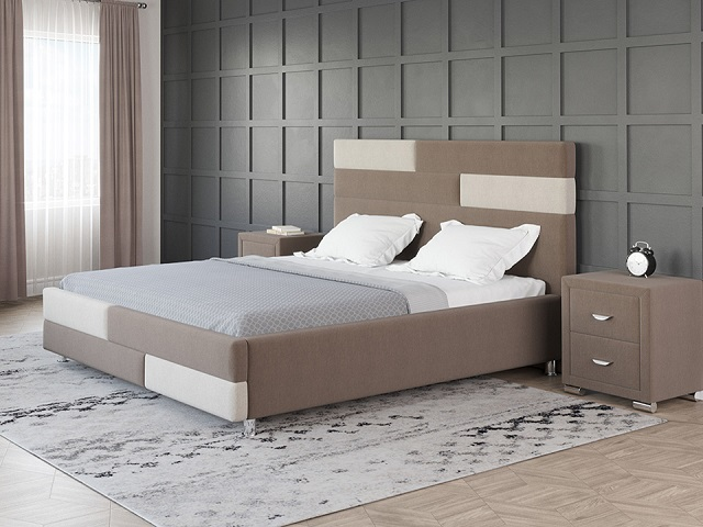 Кровать Marco (Марко) двуспальная  с подъемным механизмом (Орматек)