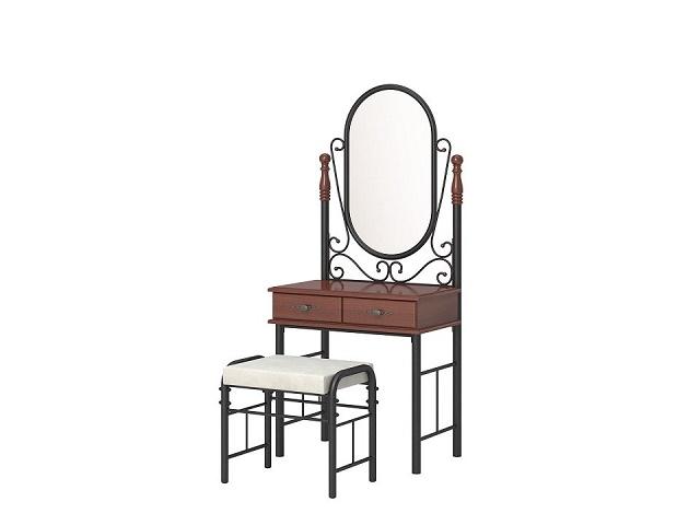 Туалетный стол с банкеткой Garda 2R (Райтон)