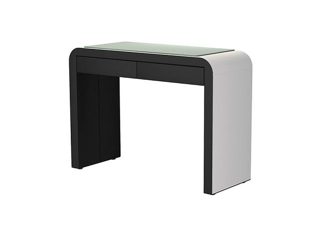Туалетный стол Luna ДСП/экокожа (Орматек)