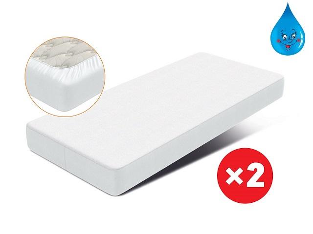 Наматрасник влагостойкий Dry Light (Double Pack)  2 шт. (Орматек)