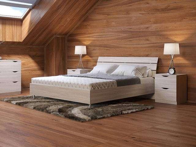 """Кровать """"Rest 1"""" (Рест 1) с основанием (Орматек)"""