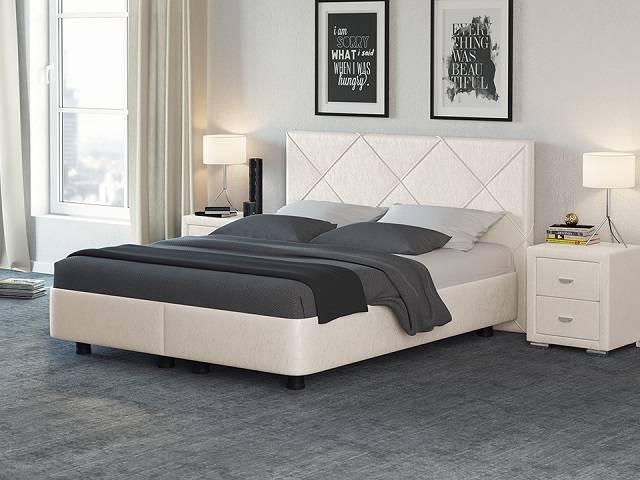 Кровать Rocky 1 Set (Рокки 1 Сет) двуспальная с составным основанием (Орматек)