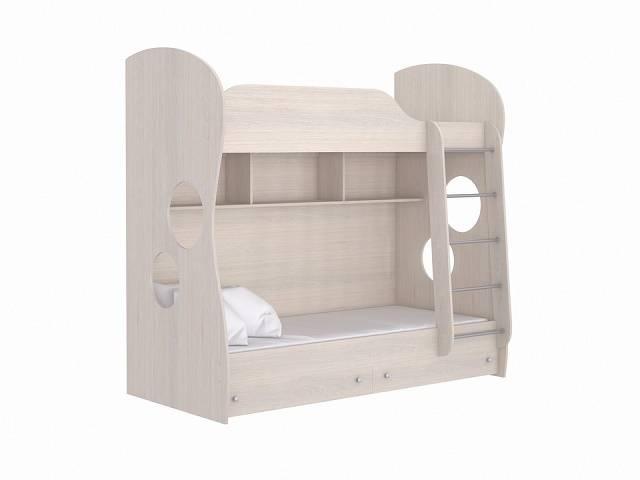 Детская двухъярусная кровать Соната Junior (Соната Джуниор) (Орматек)