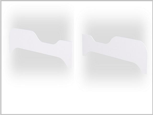 Бортик Соната Junior с выемкой правый и левый (Орматек)