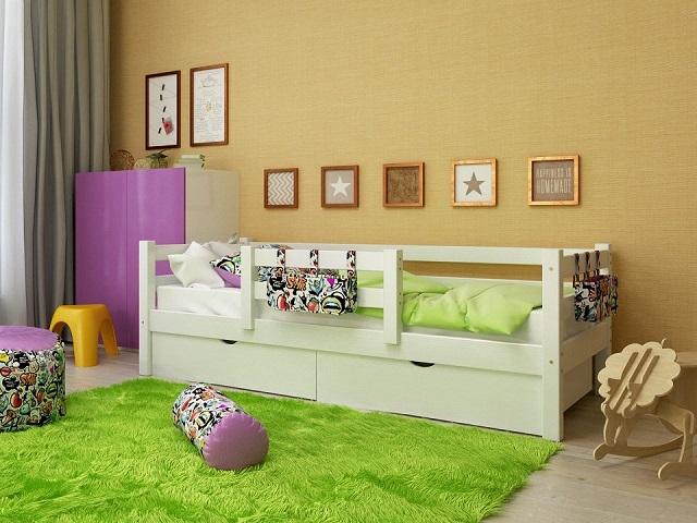 Детская кровать Отто NEW-4 (Райтон)