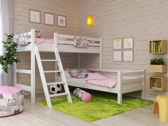 Детская кровать Отто NEW-8 (Райтон)