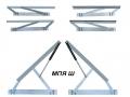Газоподъемный механизм для бельевого ящика МПЯ 460 (Ш)