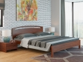 Кровать Веста 1-тахта-R с основанием массив сосна (Райтон)