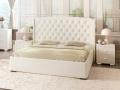Кровать Dario Slim Lite (Дарио Слим Лайт) двуспальная без основания (Орматек)