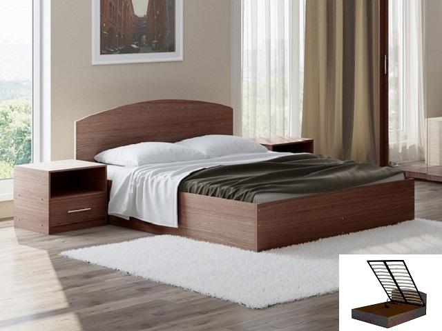 Кровать Этюд с подъемным механизмом (Орматек)