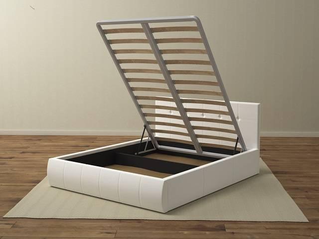 Двуспальная кровать Varna (Варна) с подъемным механизмом Летто (ProSon)
