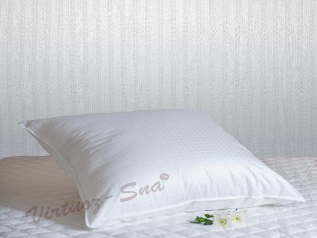 Подушки из лебяжьего пуха (искусственного)