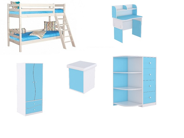 Аксессуары и мебель для детской комнаты