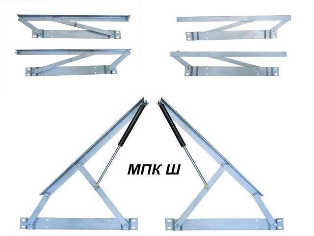 Газоподъемный механизм для кровати МПК-460 Ш
