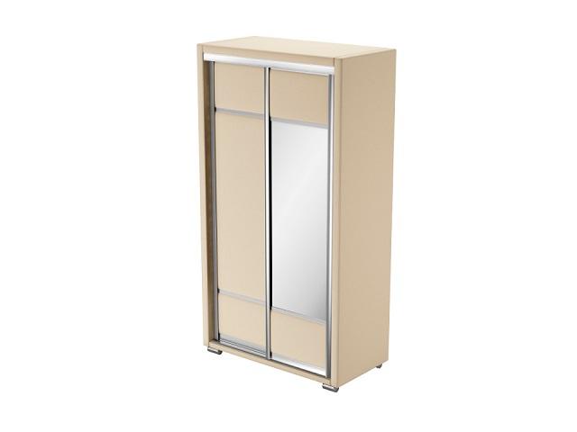 Шкаф 2-х дв. Orma Soft 2 (Орма Софт 2) 1 зеркало (Райтон)