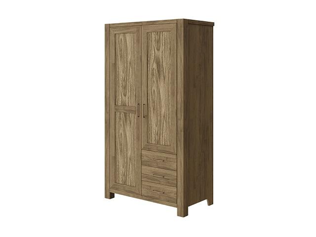 Шкаф 2-х дверный Fiord (Фьорд) массив (Райтон)
