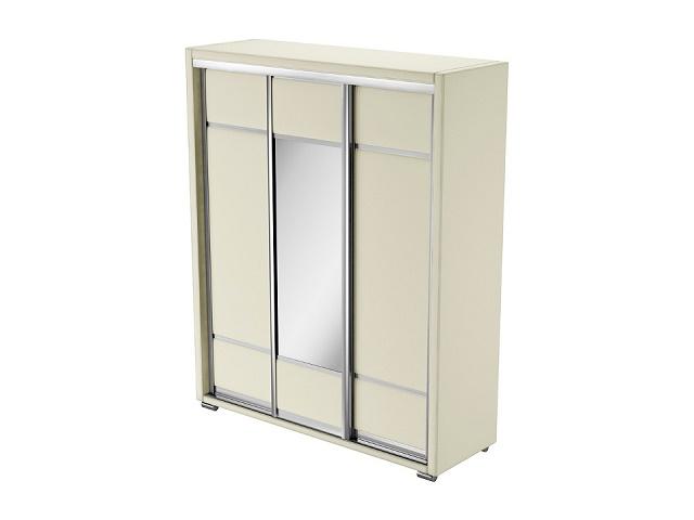 Шкаф 3х дв.Orma Soft 2 (одно зеркало) (Райтон)