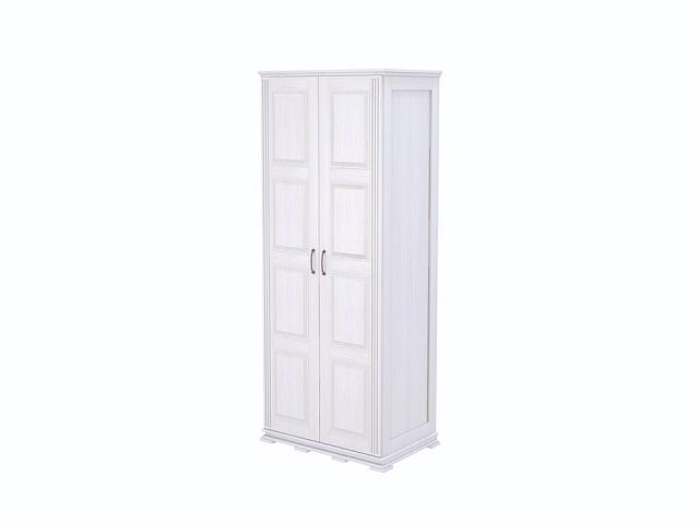 Шкаф 2-х дв. Milena (Милена) массив сосна (Райтон)