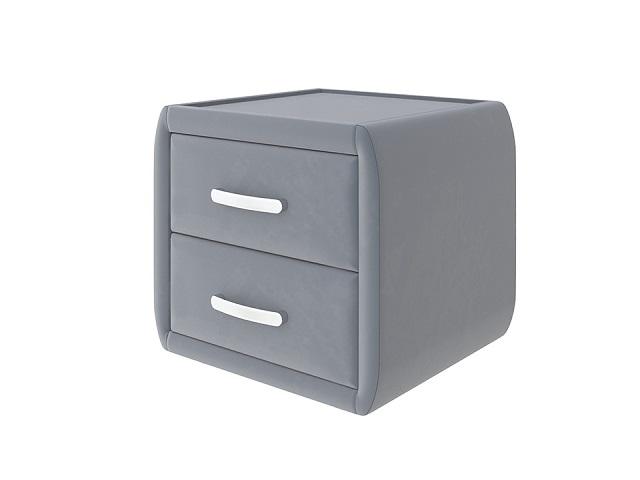 Тумба Comfy 2 прикроватная (2 ящика) (Райтон)