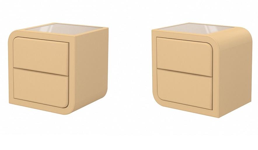 Тумба Luna (правая или левая) прикроватная (Орматек)