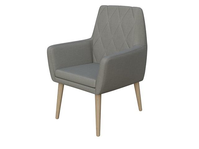 Кресло Lagom Hill (Лагом Хил) Ткань/Дерево (Райтон)