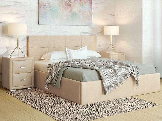 Кровать Alba с подъемным механизмом (12 ламелей) (Орматек)