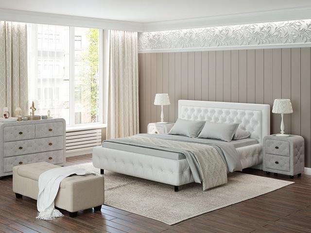 Кровать Como 6 с подъемным механизмом (Орматек)