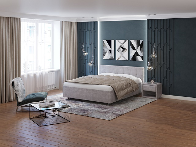 Кровать Diamo (Диамо) без основания (ProSon)