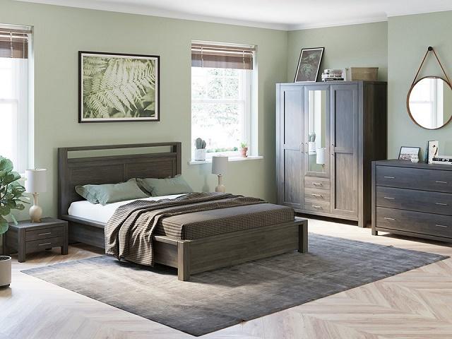 Кровать Fiord (Фьорд) с подъемным механизмом (Райтон)