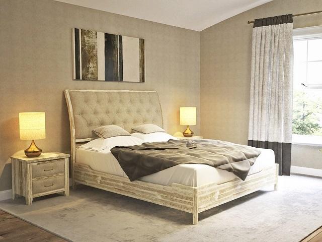 Кровать Lester Antic (Лестер Антик) с основанием (Райтон)