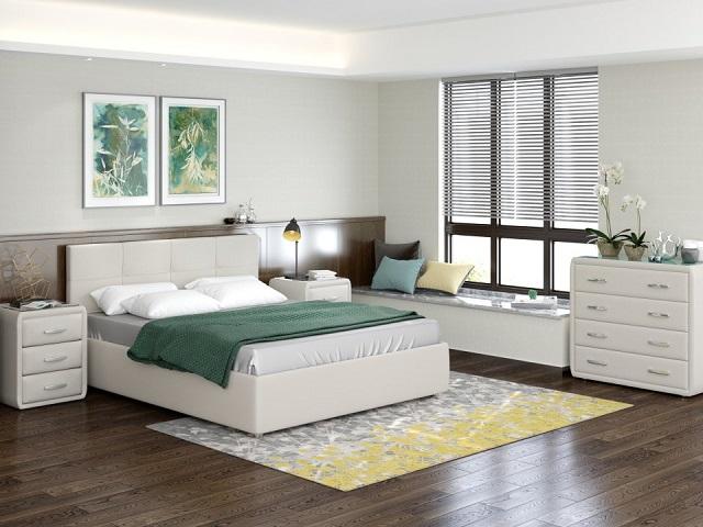 Кровать Life Box 1 (с подъемным механизмом) (Райтон)