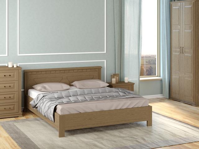 Кровать Milena-тахта  (Милена-тахта) с подъемным механизмом, массив сосна (Райтон)