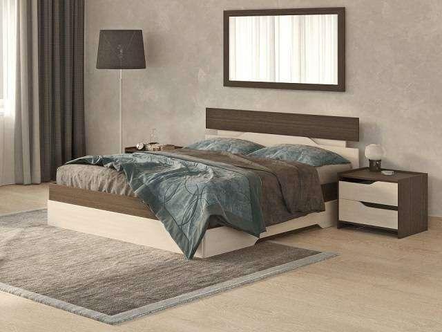 Кровать Milton (с основанием) (Орматек)