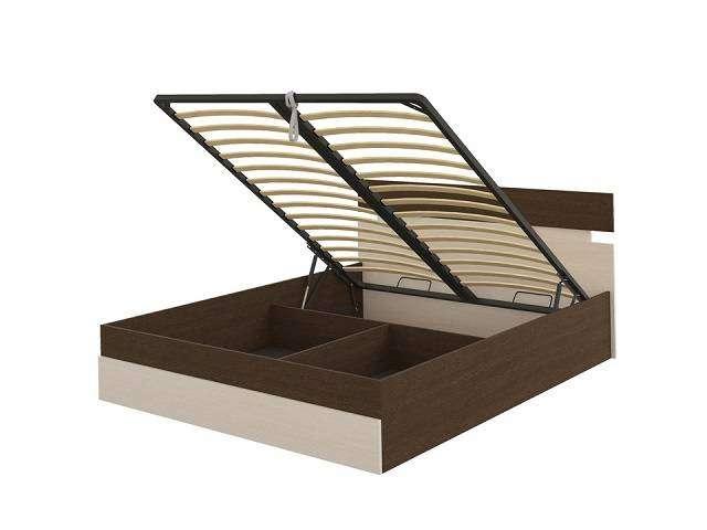 Кровать Milton (Милтон) с подъемным механизмом (Орматек)