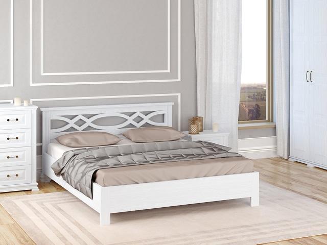 Кровать Nika-тахта  (Ника-тахта) с подъемным механизмом, массив сосна (Райтон)