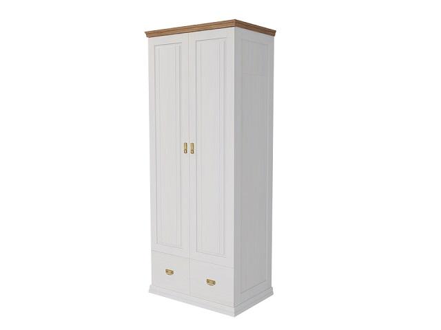 Шкаф 2х дв. Olivia массив сосна (Райтон)