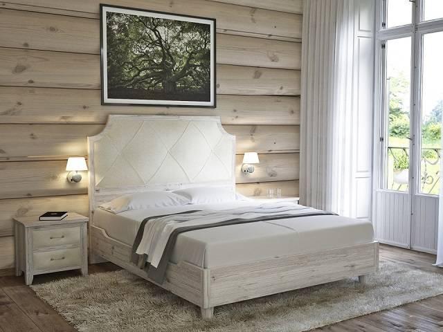 Кровать Richard Antic (Ричард Антик) с основанием (Райтон)