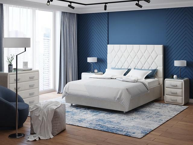 Кровать Rhomby (Ромби) без основания (ProSon)