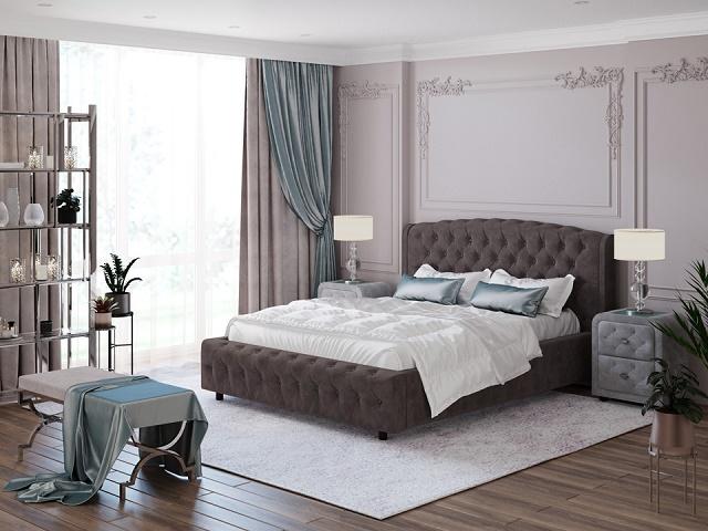 Кровать Salvatore (Сальваторе) без основания (Орматек)