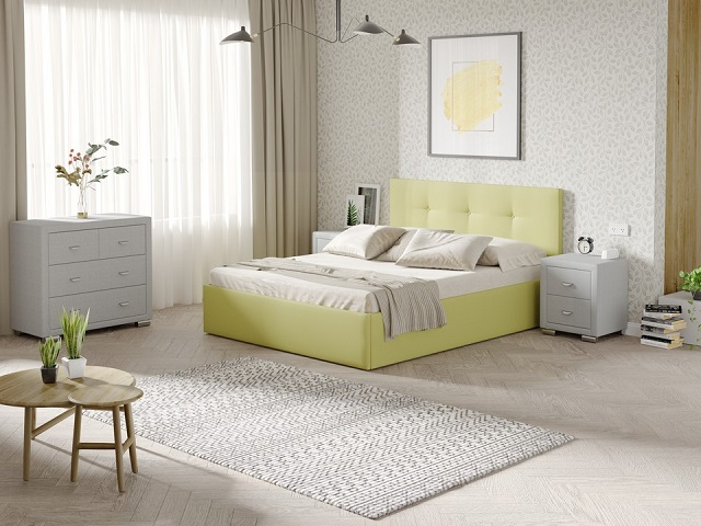 Кровать Uno (Уно) без основания (Орматек)