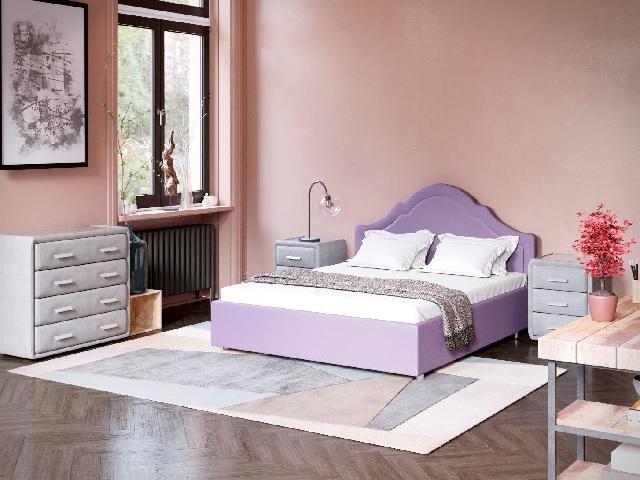 Кровать Vintage (Винтаж) со встроенным  основанием (ProSon)