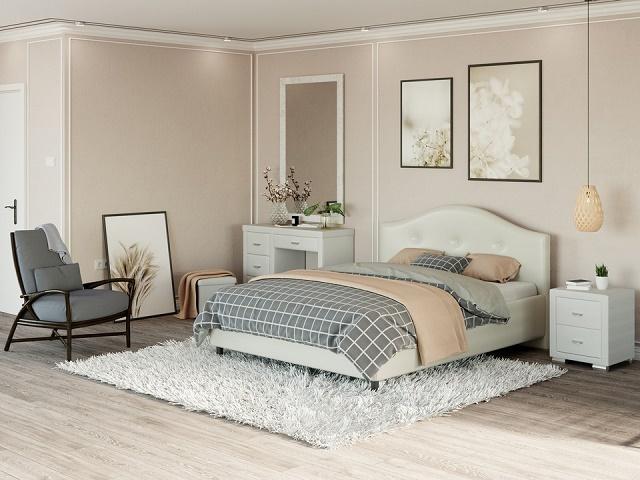 Кровать Veda 7 (Веда 7) со встроенным основанием (Орматек)
